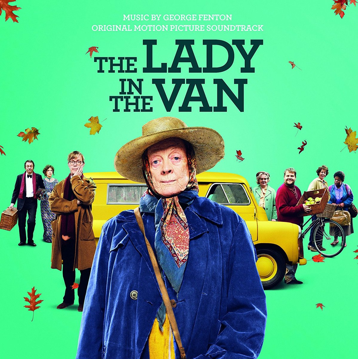 The lady in the van #Film