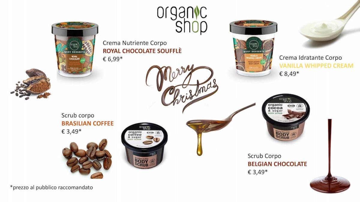 """""""Assapora""""il Natale con Organic Shop"""