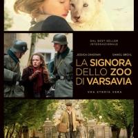 La signora dello Zoo di Varsavia #Film
