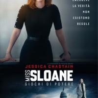 Miss Sloane - Giochi di Potere #Film