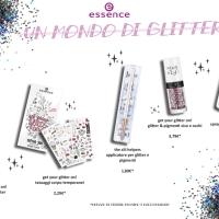Un mondo di glitter #Essence