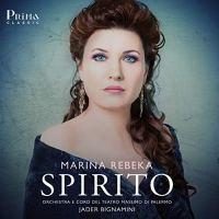 """Marina Rebeka e l'Album """"Spirito"""""""