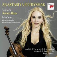 "Anastasiya Petryshak ""Amato bene"""