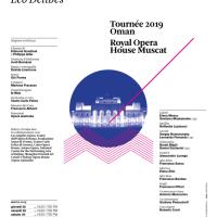 Lakmé - Royal Opera House Muscat - Oman 28-29-30 marzo 2019
