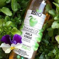 Recensione Shampoo alla Mela Verde di PhBio