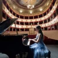 """Intervista alla Pianista Sarah Giannetti: """"Indubbiamente l'autore a cui mi sento più vicina è Rachmaninov"""""""