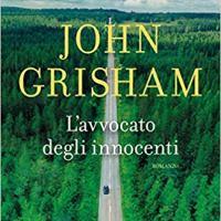 "John Grisham ""L'avvocato degli innocenti"""