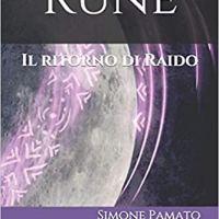 """Simone Pamato """"Il ritorno di Raido"""" Rune Vol. 1"""