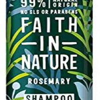 Faith in Nature - Shampoo Naturale al 100% Con Rosmarino