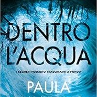 """Recensione """"Dentro l'acqua"""" di Paula Hawkins"""